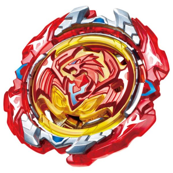 Beyblade Burst B-117 Starter Revive Phoenix 10.Fr Takara Tomy red rouge spintop toupie armor