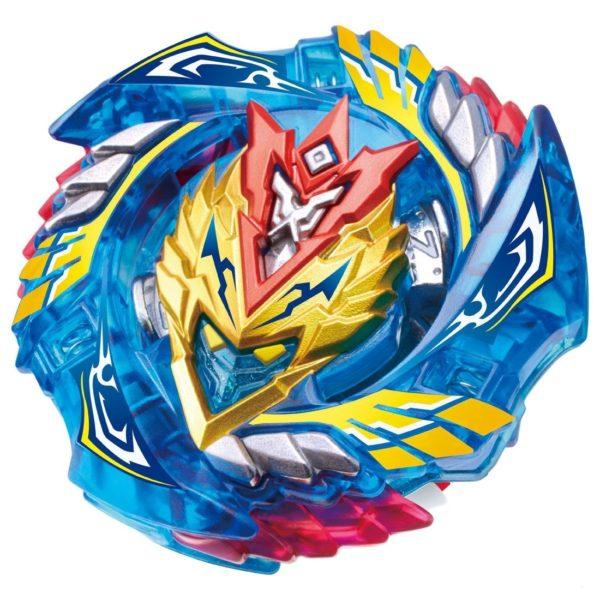 Beyblade burst B-127 kakusei valkyrie valtryek bleu valt takara tomy officiel layer couche d'energie toupie japonnaise