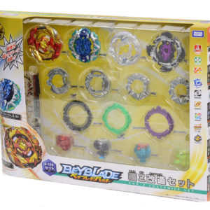 Beyblade_B-128 burst pack takara tomy boite ensemble lot de toupies