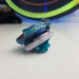 beyblade burst evolution jinnius j3 photo combo bleu hasbro pas cher