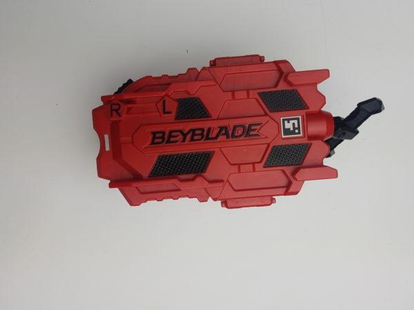 beyblade burst evolution lanceur ficelle double sens dual beylauncher lr hasbro rouge noir (2)