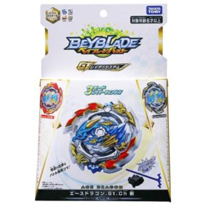 booster Beyblade burst B-133 ace rock gran dragon boite box