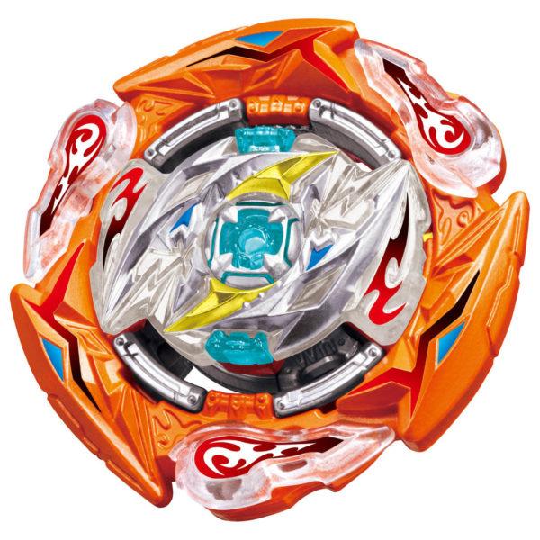Toupie Beyblade Burst Takara Tomy Superking b161 Booster Glide Ragnaruk Wh R 1S officielle Spintop Battle