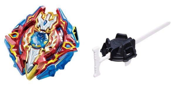 Toupie-Beyblade-Burst-Takara-Tomy-Superking-b92-Booster-Starter-Sieg-Excalibur.1.Ir-avec-lanceur-devant-vue-face-officielle