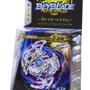Toupie-Beyblade-Burst-Takara-Tomy-Superking-b97-Booster-Starter-Nightmare-Longinus.Ds-boîte-devant-vue-face-officielle