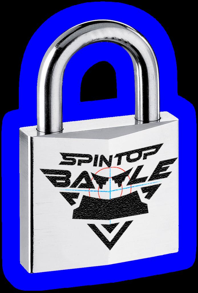 cadenas bleu vip spintop battle sfight prostadium