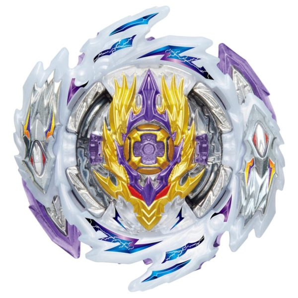 Toupie Beyblade Burst Takara Tomy Superking b168 Rage Longinus.Ds' 3A face officielle Spintop Battle