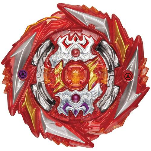 Toupie-Beyblade-Burst-Takara-Tomy-Superking-b179-Booster-Death Solomon Metal Fusion 2B-devant-vue-face-officielle
